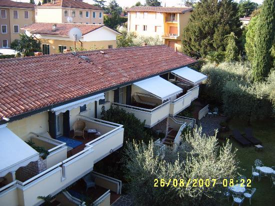 Hotel Piccola Vela: From the balcony