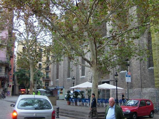 Barcelona hotel jardi picture of el jardi barcelona for Hotel jardi barcelona