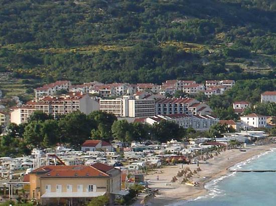 Corinthia Baska Hotel: Hotels Zvonimir & Corinthia complex