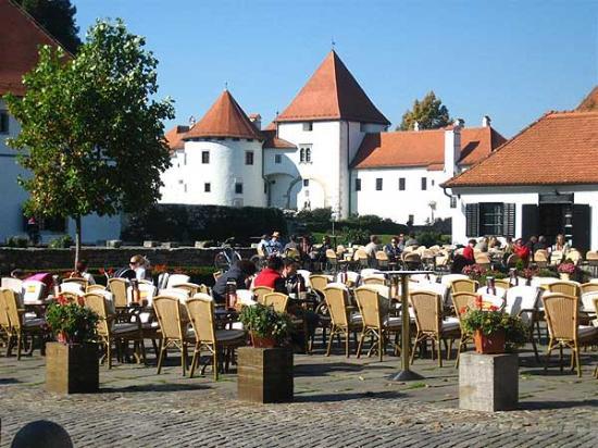 Hotel Turist Varazdin : Varazdin castle