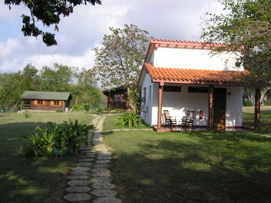 Villa Cayo Saetia: Bungalow