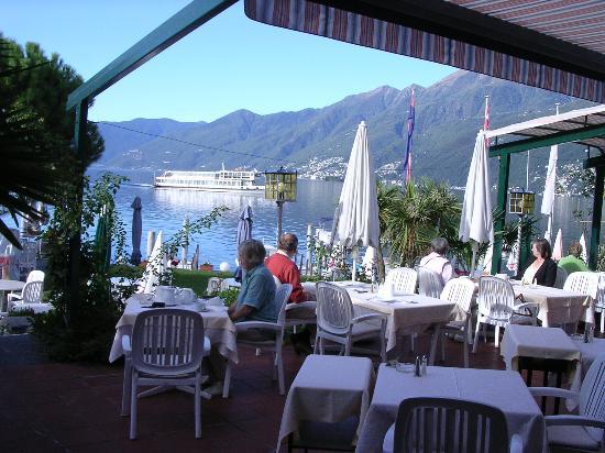 Palazzo Ascolago : Dining Terrace