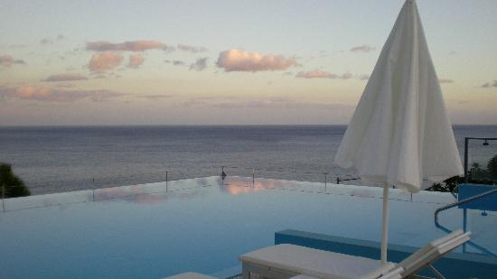 Estalagem Ponta do Sol: View from the Swimming pool