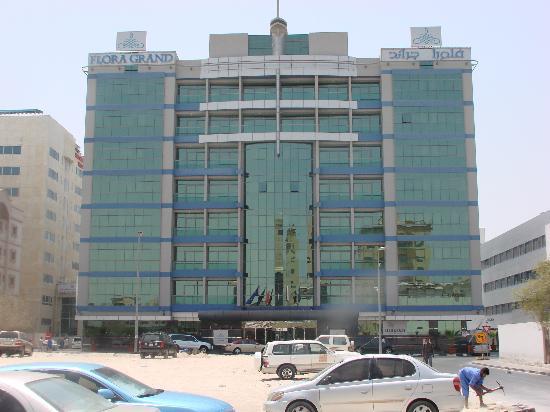 Front view - Picture of Flora Grand Hotel, Dubai - TripAdvisor