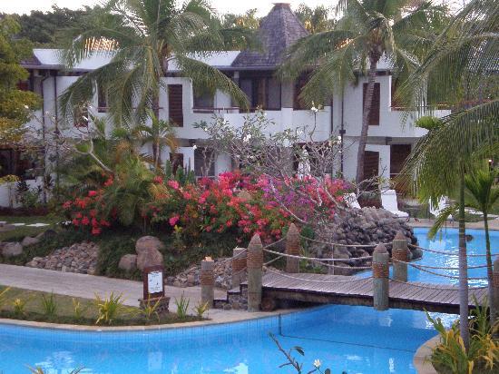 Sheraton Denarau Villas : Lagoon Pool