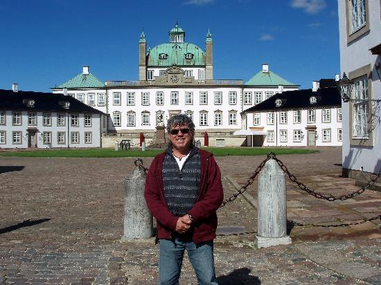 Adina Apartment Hotels Copenhagen: summer palace