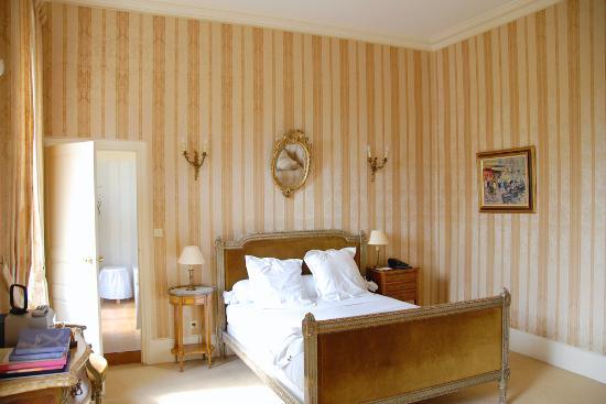 Vault-de-Lugny, France: Jadeite bedroom