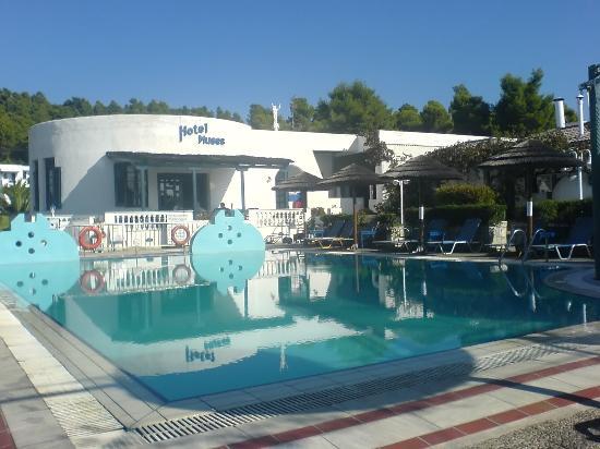 Koukounaries, Grécia: The Pool