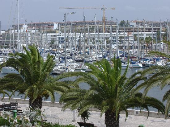Hotel Marina Rio : View from our balcony