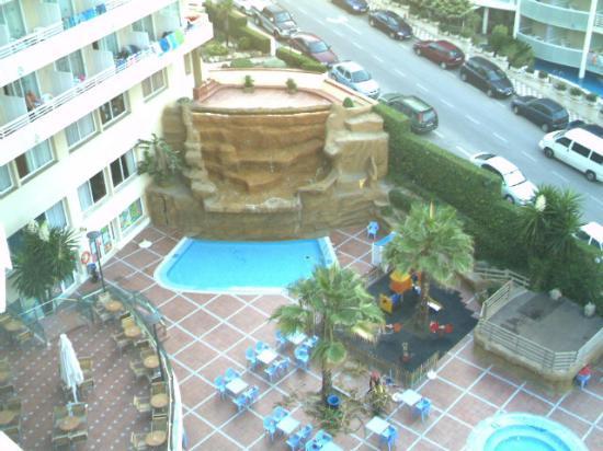 Cala Font Hotel: Kids pool