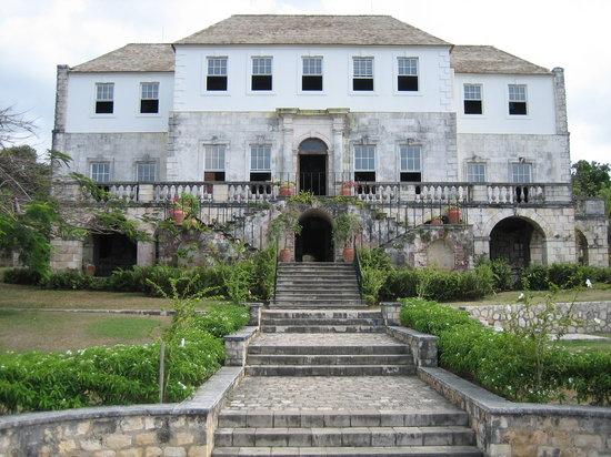 مونتيجو باي, جامايكا: voo doo museum, mansion