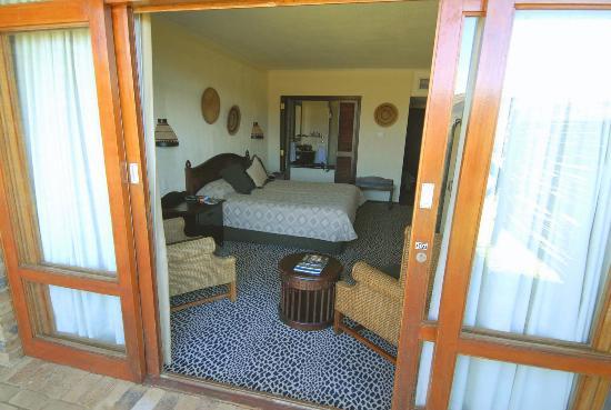 Bakubung Bush Lodge : Bakubung room with spa bath