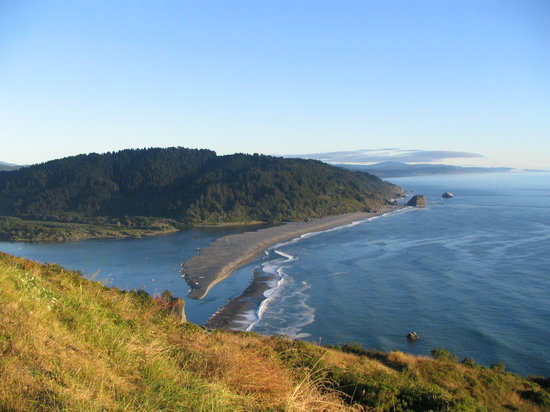 Klamath, Kaliforniya: Where the River Meets the Ocean