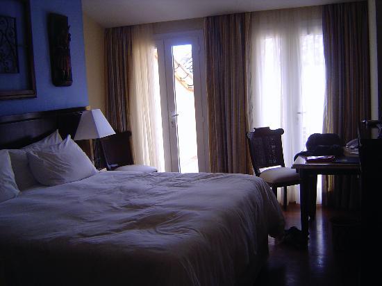 Hotel Casa do Amarelindo: View of the bedroom