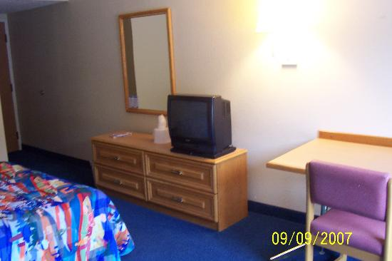 Motel 6 Lewiston: Room Angle Two