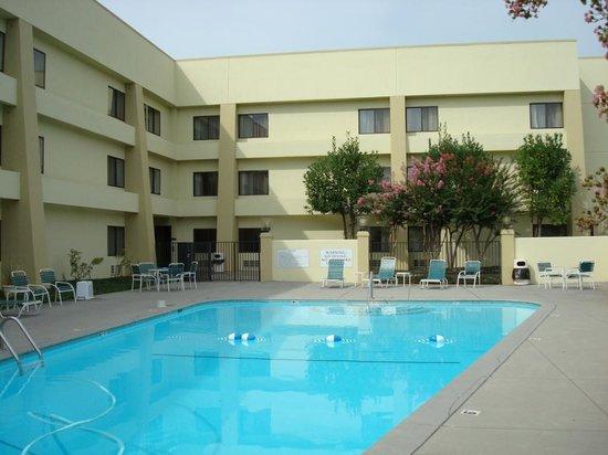 Clarion Inn & Suites: Pool Area