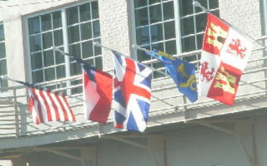 Historic Pensacola Village: city of five flags
