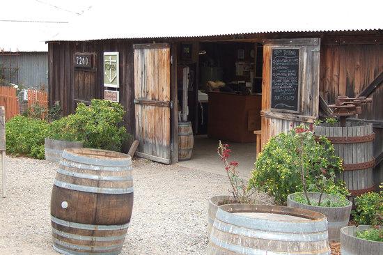Foxen Vineyard: Foxen Tasting Room, Santa Maria, CA