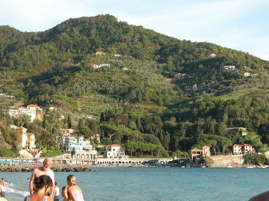 Levanto, إيطاليا: il bellissimo promontorio