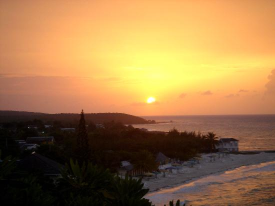 Silver Sands Vacation Villas: Sunset