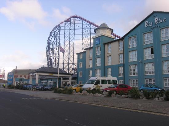Best Hotels Blackpool Pleasure Beach