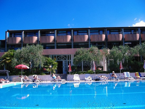 Hotel Royal pool
