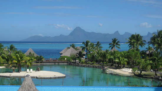 InterContinental Tahiti Resort & Spa: Lagoonarium