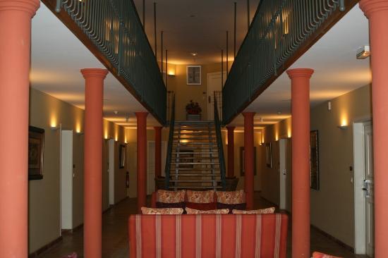 Le Saint Alexis Hotel & Spa: Hotel Intérieur