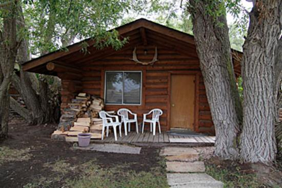 North Yellowstone Guest Cabins: Cabin in the willows