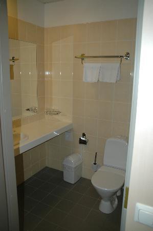 Art hotel Pallas by Tartuhotels : Bathroom