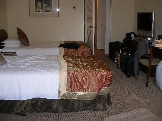 Grand Prince Hotel Takanawa : standard twin=35 sq