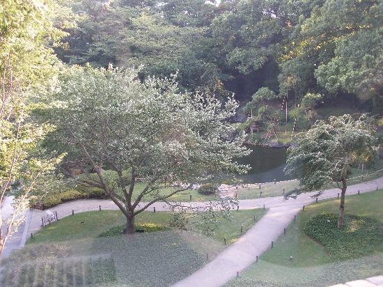 Grand Prince Hotel Takanawa : view of the garden