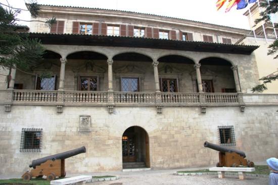 Castillo Hotel Son Vida, a Luxury Collection Hotel: External View of Son Vida
