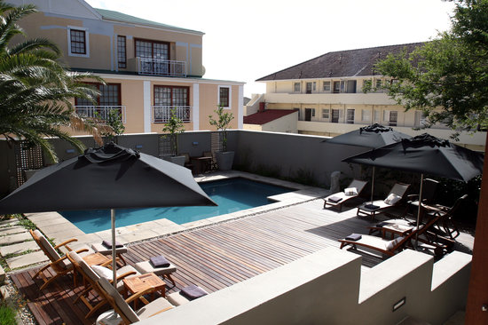 Derwent House Boutique Hotel: Pool