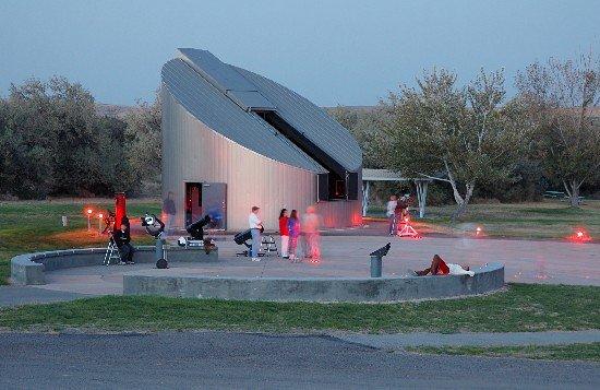 Bruneau, Idaho: Bruneau Dunes Observatory