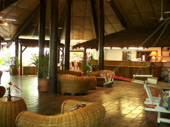 Kewarra Beach Resort & Spa: Reception