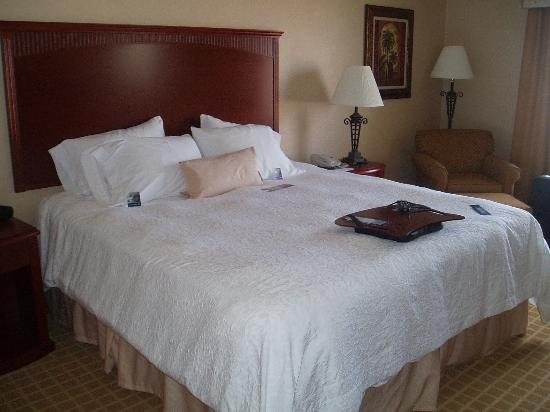 Hampton Inn & Suites Redding: Hotelzimmer