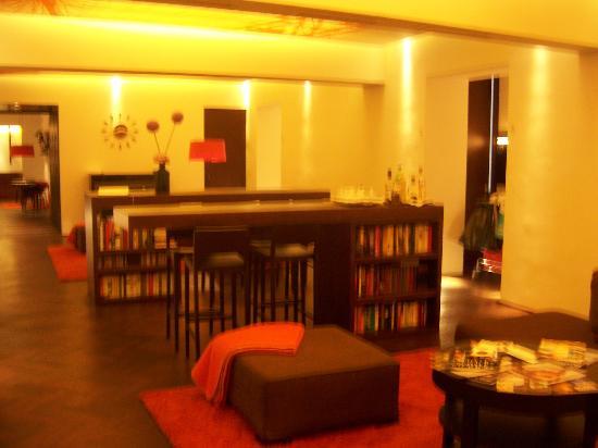 Hollmann Beletage: lounge area