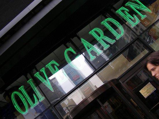 Olive Garden New York Omd Men Om Restauranger Tripadvisor
