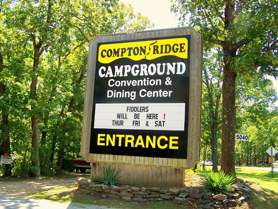 Compton Ridge Campground and Lodge : COMPTON RIDGE