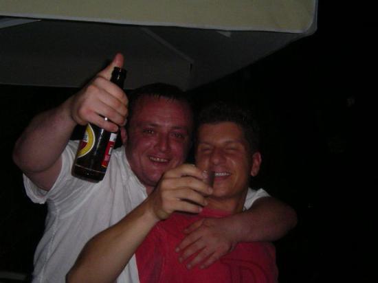 Dimas: yet another drunken night