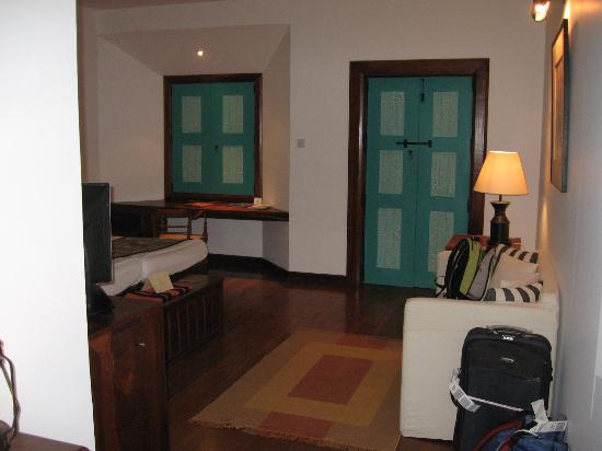 Jetwing Lighthouse: Our room at the Lighthouse, Galle