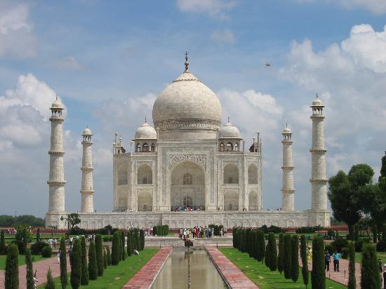 Agra, Inde : Taj Mahal