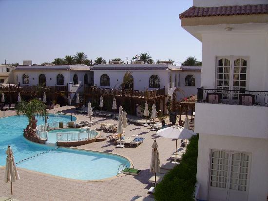 Tripadvisor View From Balcony صورة فندق كليوباترا تسوكوس شرم الشيخ