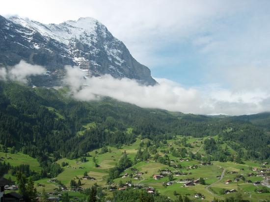 schweiziska Alperna, Schweiz: Grindelwald