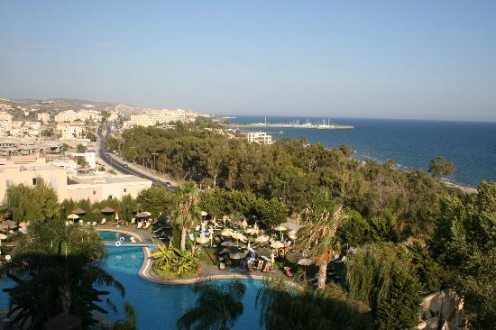 Atlantica Bay Hotel : Pool view