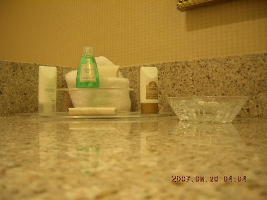 BEST WESTERN PLUS Hotel & Conference Center: Bathroom amenities