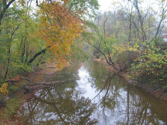 Berkeley Springs State Park: Fall 2006