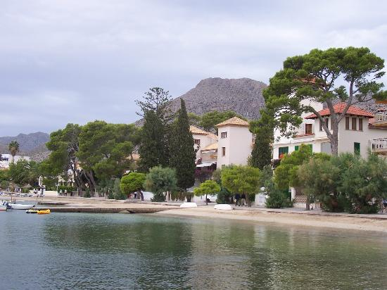 Aparthotel Playa Mar & Spa: Pine Walk