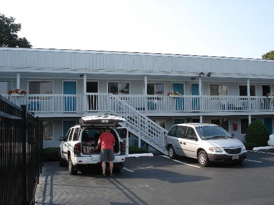 Beach West Picture Of The Dunes Motor Inn South